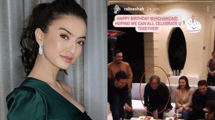 Netizen Heboh Raline Shah Dekat Dengan Ayah Gigi Hadid