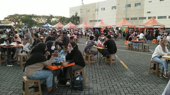 Ramadan Fair di Kawasan Megamas Manado Jadi Tempat Favorit 'Ngabuburit'