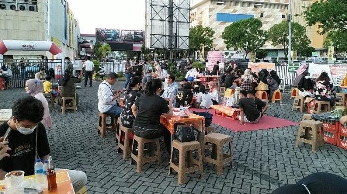 Ramadan Fair Kawasan Megamas Jadi Tempat Pilihan Ngabuburit Anak Muda