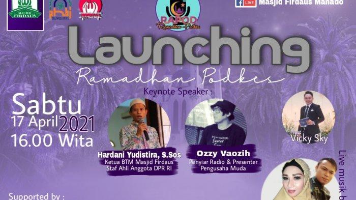 Remaja Masjid Firdaus Boulevard Manado Jadikan Ramadhan Podkes Jadi Ajang Silaturahmi & Tambah Ilmu