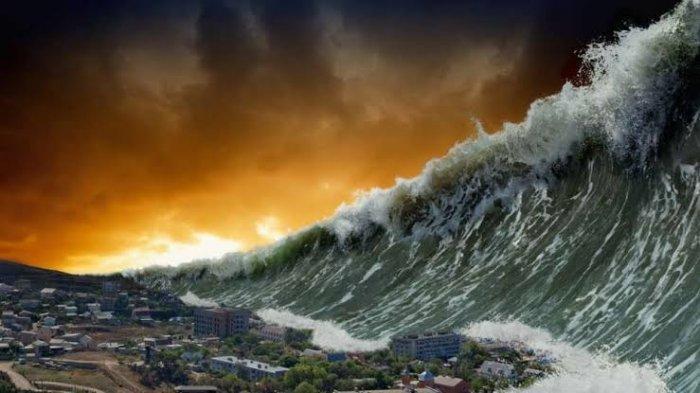 Ramalan Gempa Dahsyat Magnitudo 8.9 dan Gelombang Tsunami 26 Meter dari BMKG, Ini Lokasinya