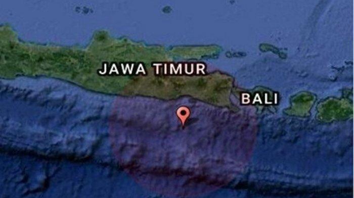 Ramalan Potensi Gempa Dahsyat dan Gelombang Tsunami 26 Meter di <a href='https://manado.tribunnews.com/tag/jawa-timur' title='JawaTimur'>JawaTimur</a>, info dari <a href='https://manado.tribunnews.com/tag/bmkg' title='BMKG'>BMKG</a>.