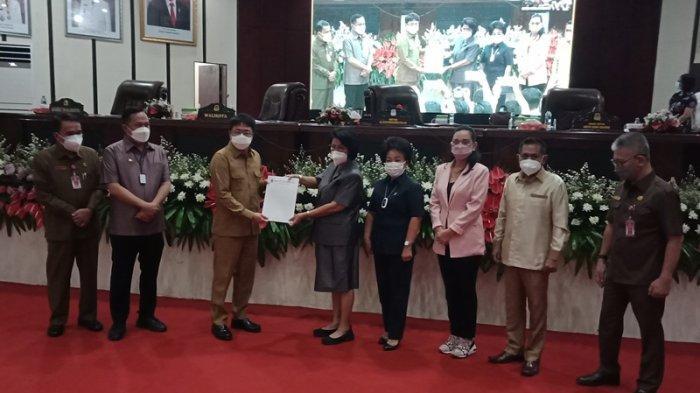 Peredaran Miras di Manado akan Dibatasi, Ranperda Pengendalian dan Pengawasan Miras Disetujui DPRD
