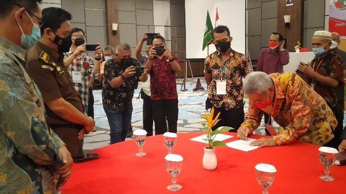 Putera Minsel Inyo Koloay Nahkodai PUSKUD Sulawesi Utara