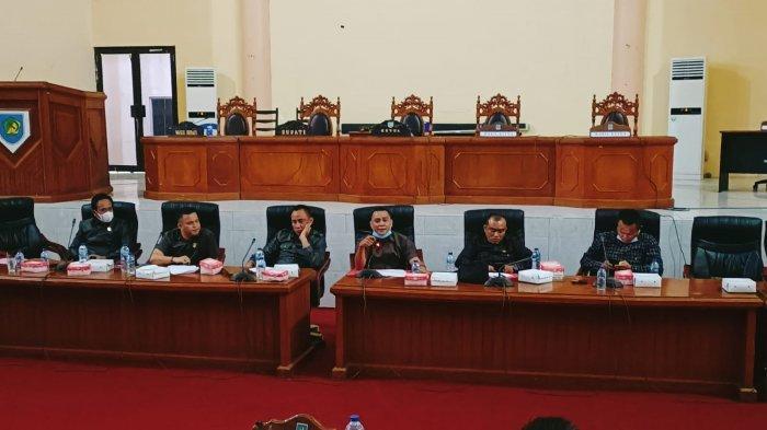 Komisi III DPRD Bolmong Gelar RDP, Tindaklanjuti Laporan Terkait KUD Perintis