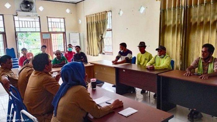 Banyak Keluhan dari Warga, Kinerja Petugas Sampah di Bolmong Dievaluasi