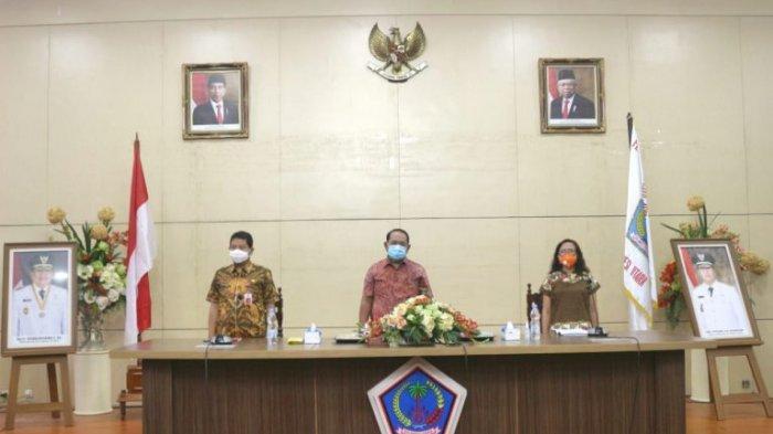Pemprov Sulut Siapkan Laporan Penyelenggaraan Pemerintah Daerah