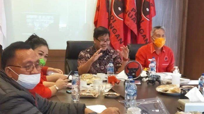 Steven Kandouw: Paslon di Boltim Rencana Besok Diumumkan, Manado Belum Masih Tunggu DPP PDIP