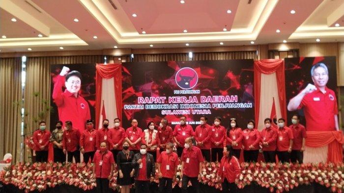 Pilkada Sangihe 2024, PDIP Kehilangan Sosok Helmud Hontong, Putar Otak Cari Penantang Jabes Gaghana