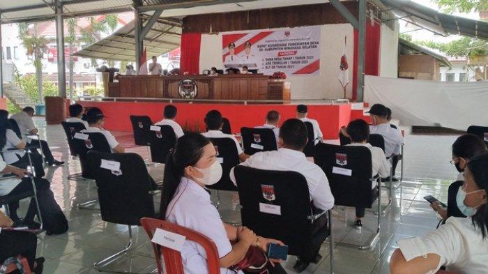 Bupati Minahasa Selatan Franky Donny Wongkar Launching Dandes Rp 138,2 Miliar