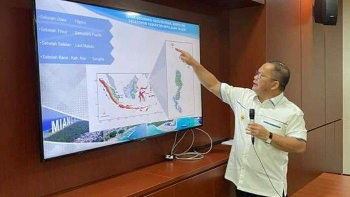 Sambangi Bappenas RI, Pemkab Talaud Bakal Punya Rumah Sakit Internasional