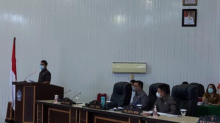 Wakil Wali Kota Bitung Hengky Honandar Kutip Kalimat Nelson Mandela