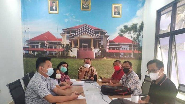 Pemkab Bolmong Yakin Tapal Batas Bolmong-Bolsel Diselesaikan Berdasarkan Putusan MA