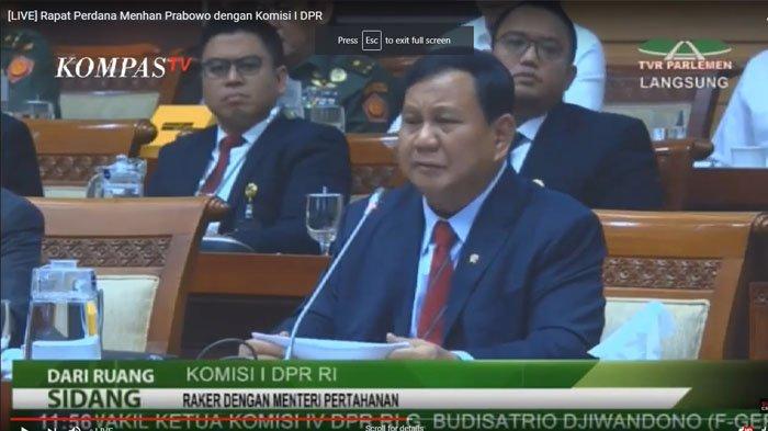 Perbedaan Prabowo dan Menhan Pendahulunya saat Tangani Anggaran Pertahanan RI, Terbuka Tertutup