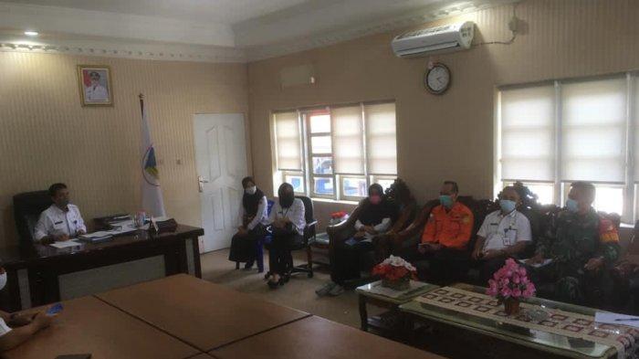Pemerintah Kota Kotamobagu Gelar Rapat Persiapan Apel Kesiapsiagaan Antisipasi Cuaca Ekstrem