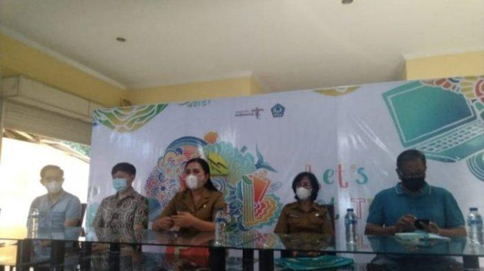 Nur Asia Uno, Istri Menparekraf Sandiaga Uno Ramaikan Bitung Tuna Fest