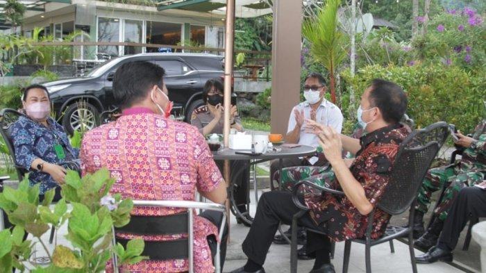 Pemerintah Kota Tomohon Tegas Tindak Pelanggar PPKM, Wilayah Taratara Dilarang Gelar Pesta Syukuran