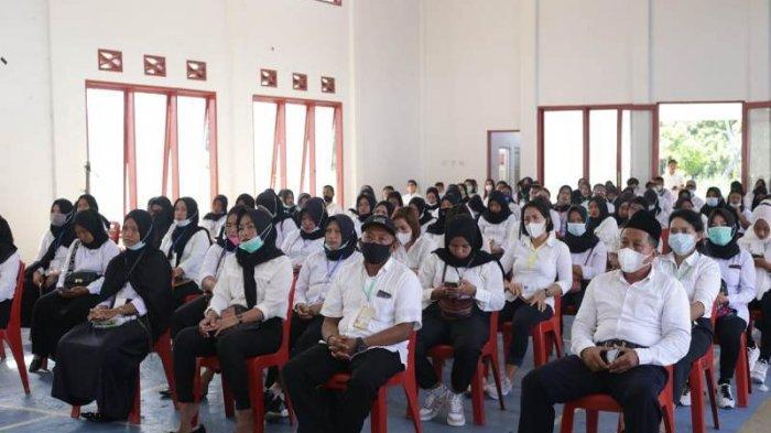 Pimpin Rapat Kerja, Bupati Minta Tingkatkan Kualitas Pendidikan di Boltim