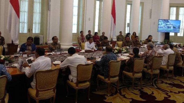 Usai Datangi Sulut, Jokowi Panggil Gubernur Ganjar Pranowo ke Istana