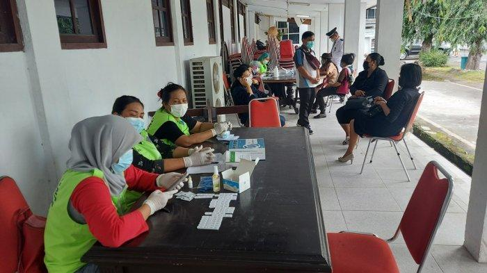 Hendak Melayat Jenazah Mantan Gubernur SH Sarundajang, 27 Orang Terdeteksi Reaktif Covid-19