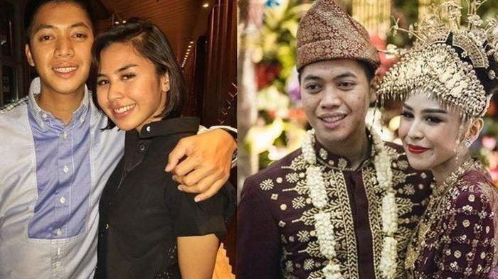 Rasyid Rajasa dan sang istri, mendiang <a href='https://manado.tribunnews.com/tag/adara-taista' title='AdaraTaista'>AdaraTaista</a>.