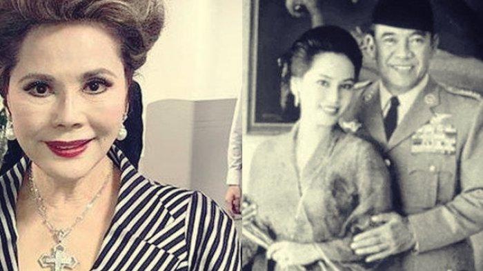 Ingat Ratna Sari Dewi? Dulu Ibu Negara Usai Nikahi Soekarno, Kini Pilih Jadi Youtuber