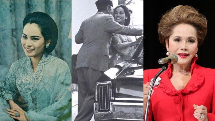 Masih Ingat Naoko Nemoto? Istri Presiden Soekarno Asal Jepang, Ini Potret Cantiknya di Usia 81 Tahun