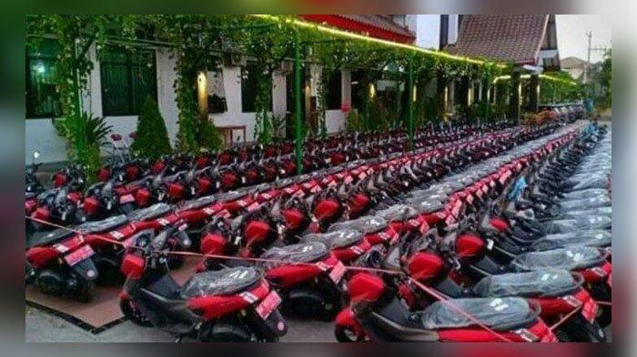 Sepeda Motor Operasional Lurah dan Kepala Desa Akan Berganti dari Suzuki Titan Menjadi Yamaha NMAX