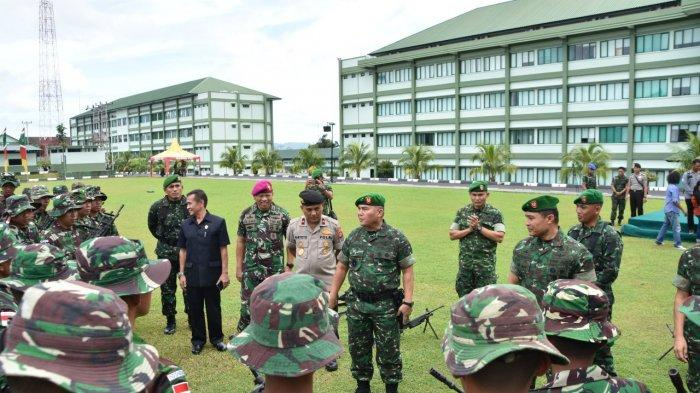 Ratusan Personel Ops Panputer Selesai Jaga Pulau Terluar Selama Setahun