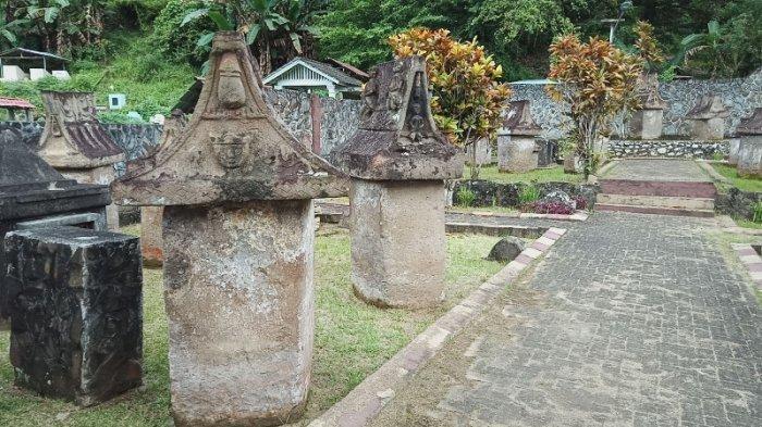 Ratusan Waruga Tersebar di Lokasi KEK Minut, Peneliti Balai Arkeolog: Waruga Adalah Jati Diri Bangsa