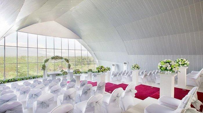 Rayakan Moment  Pernikahan Paling Romantis di Novotel Manado