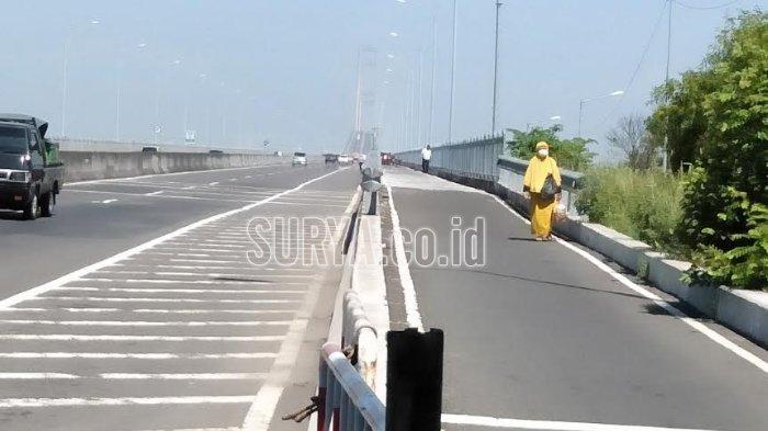 Hoaks, Jembatan Suramadu Ditutup Karena Corona, Sudah Dipastikan Polisi Tetap Dibuka