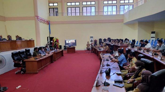 DPRD Bolmong gelar 2 RDP Sehari.