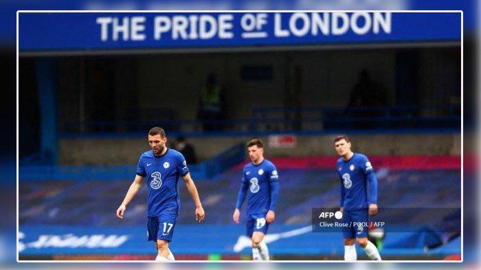 HASIL Laga Chelsea vs Arsenal: Kepa Kebobolan, The Blues Kena Harapan Palsu, Meriam London Menang