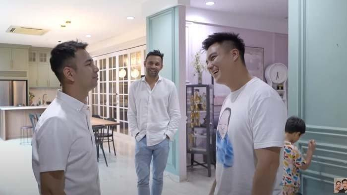 Reaksi Luna Maya saat Raffi Ahmad Keluarkan Baim Wong dari Daftar Pertemanan