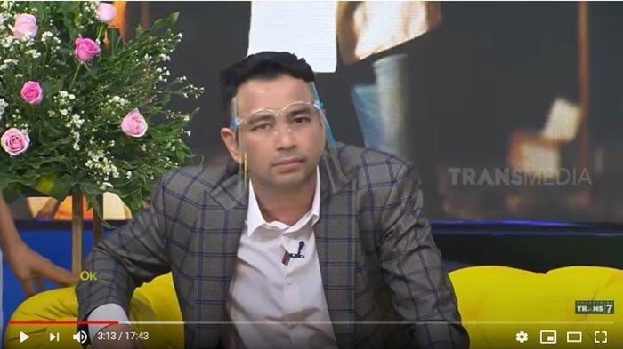 Raffi Ahmad Menyesal Tak Bisa Temui Ibu Tahun Ini, Minta Maaf Sampai Nangis,'Sudah Takdir'