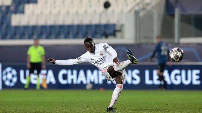 HASIL Liga Champions - Real Madrid Susah Payah Jinakkan 10 Pemain Atalanta, Menang Tipis 1-0