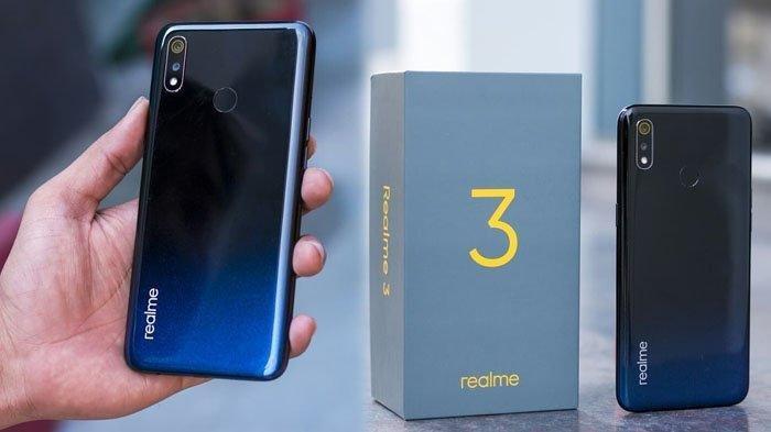 Ini Spesifikasi, Harga, dan Keunggulan Realme 3,  yang Sebentar Lagi Rilis di Indonesia