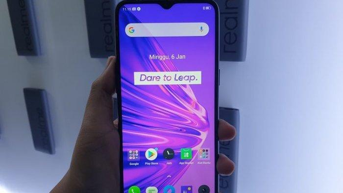 Realme 5i Ponsel Terbaru, Dibekali Baterai 5000 mAh, Simak Spesifikasi Lengkapnya