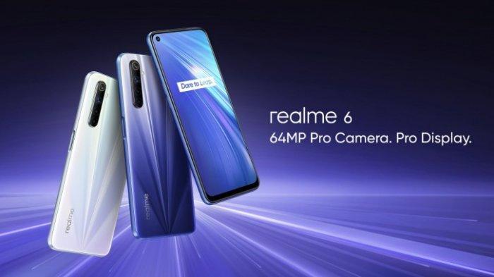 Rilis 24 Maret Mendatang, Intip Bocoran Spesifikasi dan Harga Realme 6 dan Realme 6 Pro
