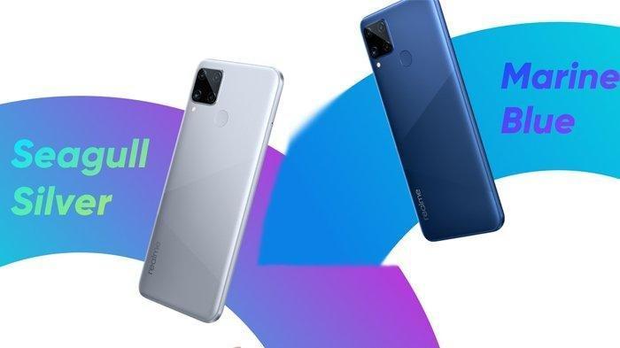 TERBARU, Daftar Harga Ponsel Realme Akhir Bulan Maret 2021, Realme C15 hingga RealmeX3