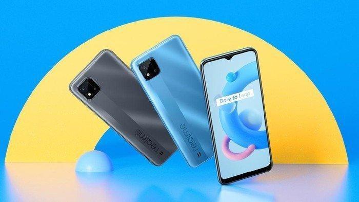 UPDATE, Daftar Harga Ponsel Realme Terbaru Awal Bulan Mei 2021, Realme C20 hingga Realme Narzo 30A
