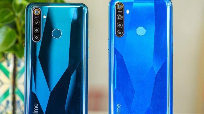 Realme Q Harga Rp 2 Jutaan Dilengkapi 4 Kamera, Apa Bedanya dengan Realme 5 Pro?
