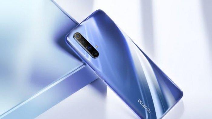 Resmi Dirilis, Realme X50 5G Punya 6 Enam Kamera, Simak Harga dan Spesifikasinya