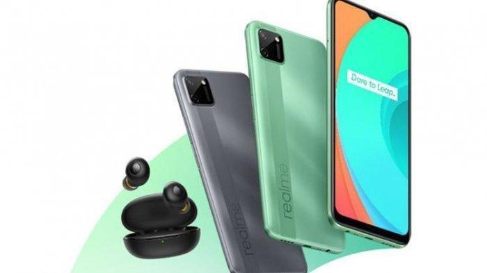 UPDATE, Daftar Harga Realme Akhir Bulan Mei 2021, RealmeC11 Dijual Rp 1 Jutaan