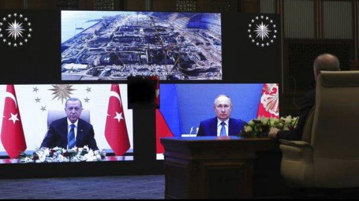 Rusia Kerja Sama Turki dan China, Bangun Stasiun Penelitian Luar Angkasa hingga Reaktor Nuklir