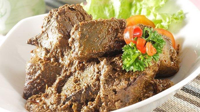 Resep Rendang Sapi, Kumpulan 5 Menu Bahan Dasar Daging, Lengkap Cara Membuat