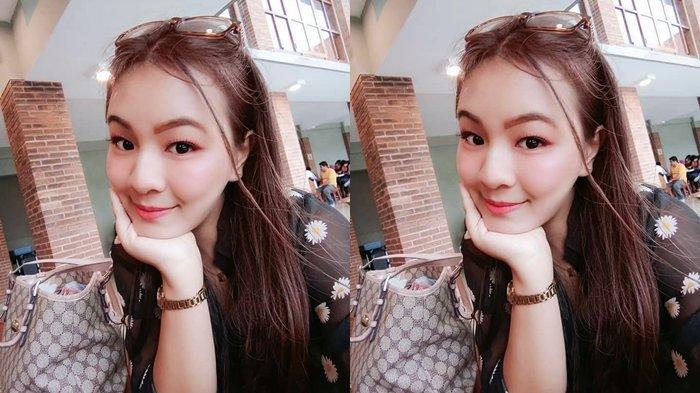Mahasiswi Cantik Asal Manado Regina Lidya, Ajak Masyarakat Terapkan Prokes Covid-19 saat Berwisata