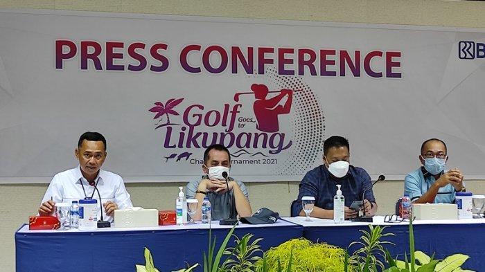Dukung Likupang Golf Goes to Likupang, BRI Manado Libatkan Puluhan UMKM Binaan