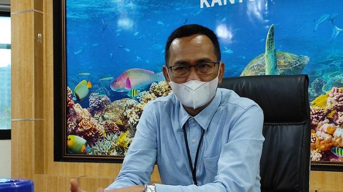 Regional Head BRI Manado, John Sarjono